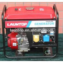 2.5kw Luftgekühlter 4-Takt-Einzylinder-Elektro-Benzin-Generator