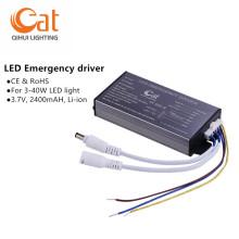Сертификат CE IP30 аварийный драйвер для светодиодного освещения
