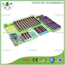 Professional Jump Supply for Large Trampoline Park
