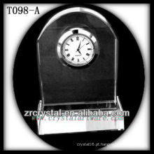 Maravilhoso K9 Crystal Clock T098-A