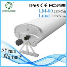 Venta caliente 60W LED Tri-Proof Light Housing de aluminio