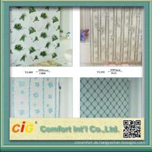 PVC-Vinyl Duschvorhang bedruckt