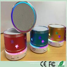 Atractivo diseño Portable LED inalámbrico altavoz (BS-138)