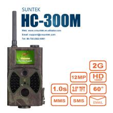 Suntek Hot vente MMS SMTP vision nocturne caméra de chasse