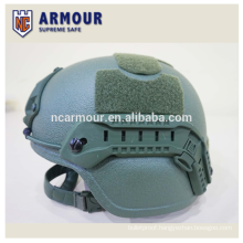 Oliver green militarly bulletproof PE helmet