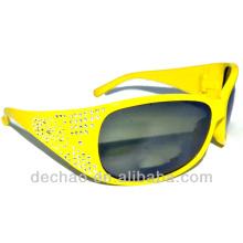 2014 günstige Mode Kinder Sonnenbrillen mit Diamanten Großhandel aus China-Lieferant