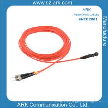 FC-MTRJ Multimodo Duplex Cable de fibra óptica / Patchcord