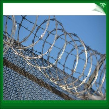 Security Concertina Coils Razor Wire