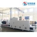 SPC stone plastic flooring machine
