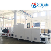 SPC stone plastic flooring machine