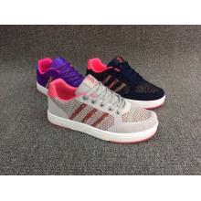 Nova venda quente moda feminina sapatilhas sapatos