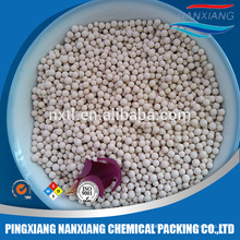 molecular sieve 4a for natural gas dehydration