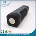 1LED 3W COB Hook retráctil Led luz de trabajo