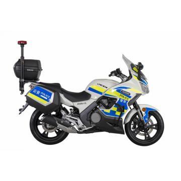 Motorrad 320cc Usd von der Polizei