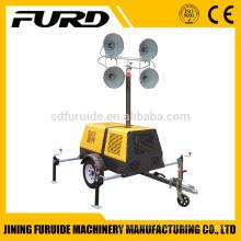 Tour d'éclairage portative industrielle élévatrice automatique (FZMT-400B)