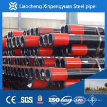 2015 BEST PRICE ERW weld black carbon steel pipe price per ton