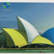 PTFE Tensile Fabric for Architectural Sails