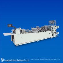 (KLF-400/600/800 TA) Bolsa de papel de alta velocidad / paquete de plástico que hace la máquina