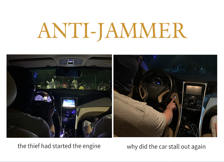 High quality car anti jammer device car gps tracker antijammer gps tracking device anti-jammer Gps Tracking