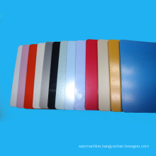Colored Housing Material ABS Sheet Production Line