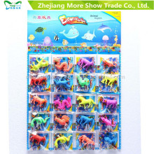 Colorful Crystal Soil with Growing Animals Water Growing Toys