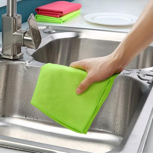 Microfiber Kitchen Towel