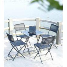 Outdoor/Garten sling Möbel 5pc ESS-set