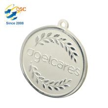 Precio de fábrica libre del diseño Maratón personalizable Marathon Custom Medal Art