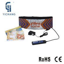 YC-1001 new products vibration massager rechargeable battery as seen on tv slimming belt