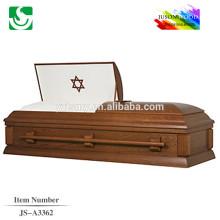 cercueil en bois de rose en gros artisanat