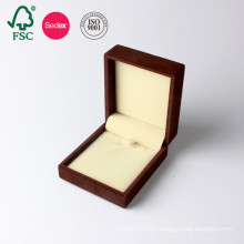 Chinese Supplier Custom Luxury Quality Suitcase Gift Paper Jewelry Packaging Box