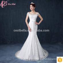 China Sexy Meerjungfrau Plus Size Großhandel Brautkleider