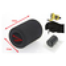 Emballage stérile noir en mousse capuche douce pour tatouage, 2015 nouveau design accessoires pour tatouage jetable jetable poignet