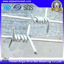 Оцинкованная проволока из колючей проволоки с CE и SGS