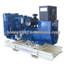 UK Silent Diesel 60kVA Electric Generator