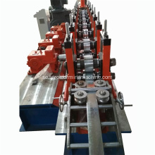 Hiss Closed Guide Rail Roll Forming Machine
