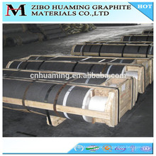 China factory direct supply graphite HP electrode with nipples