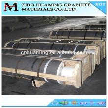 China fábrica de fornecimento direto de grafite eletrodo HP com mamilos