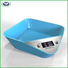 Овощные весы для мини-кухни с чашей