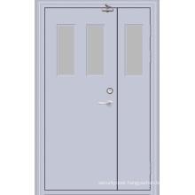 Fireproofing Steel Door / Fire Rated Door (YF-F05)
