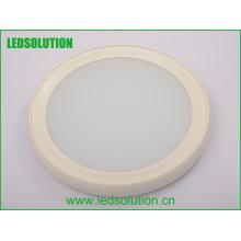 Dimmable LED Round Panel Light, plafond rond LED panneau de lumière