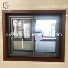 Алюминиевое раздвижное окно цена Филиппины детали стекло ресепшн