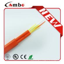 Duplex Flat Fiber Optic Cable
