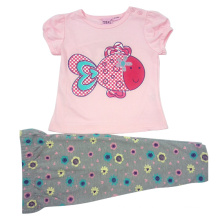 Summer Baby Girl Kids Suits for Children Clothing
