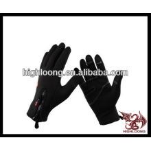 Черные дешевые перчатки для велосипедов