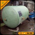 fiberglass sulfuric acid H2SO4 storage tank or vessel
