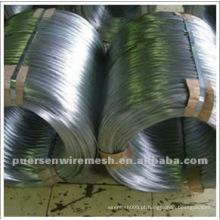 BWG 8 Eletro galvanizado fio de ferro