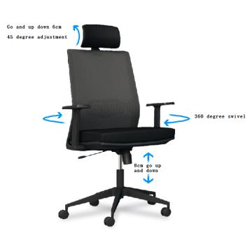 Großhandelspreis Moderner regulierbarer StuhlLuftdurchlässiger Bürostuhl