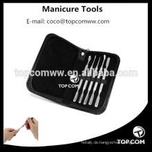 Professionelle Nagelkunst-Werkzeugsätze für die Körperpflege
