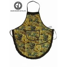 Top Quality Animals Tiger Lion Painting Artist Cooking Kitchen Apron